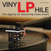 Vinylphile Magazine Issue 1