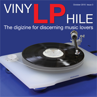 Vinylphile Magazine Issue 3