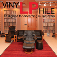 Vinylphile Magazine Issue 4